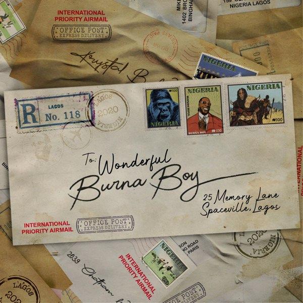 Photo of Burna Boy – Wonderful (prod. Telz)