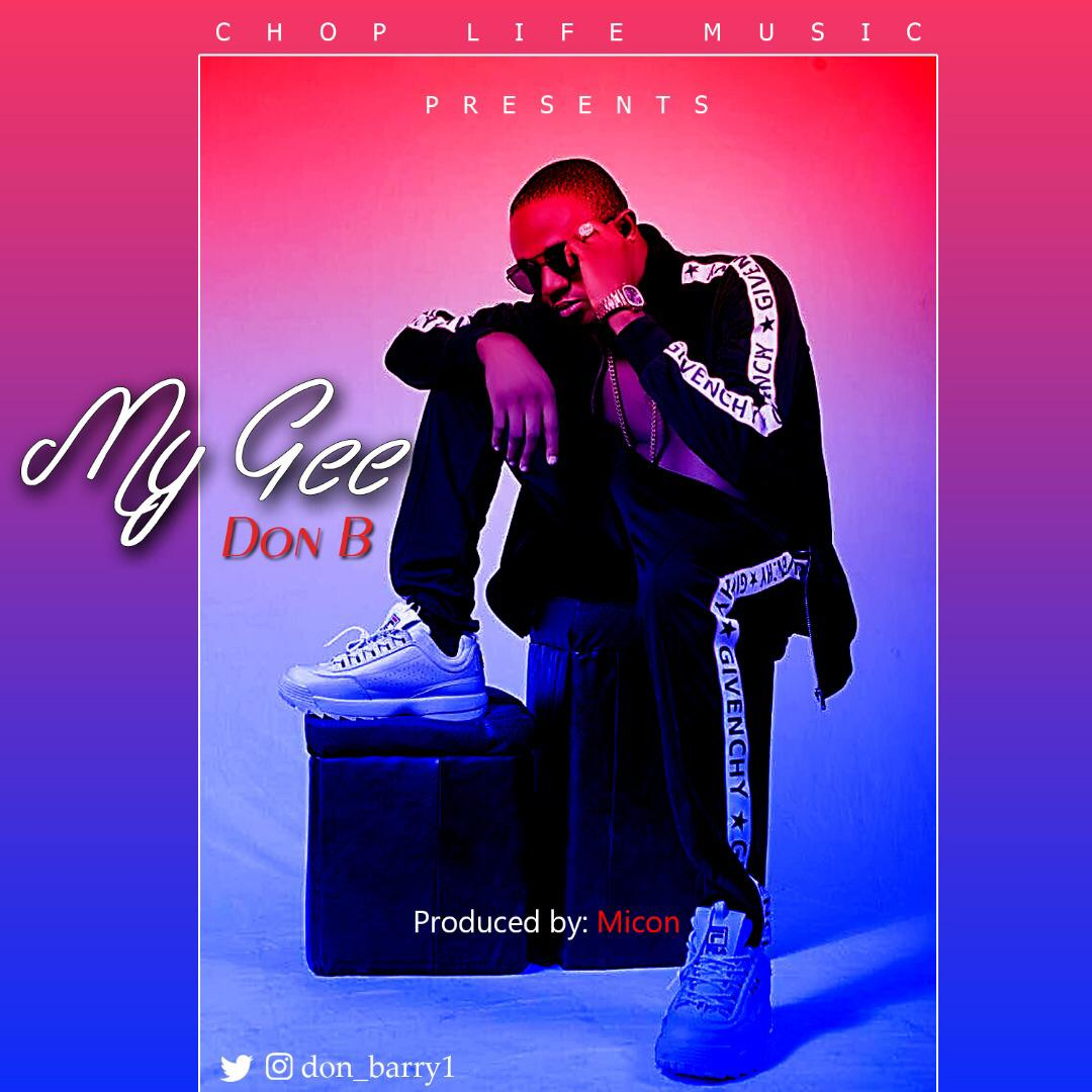 Photo of Don B – My Gee