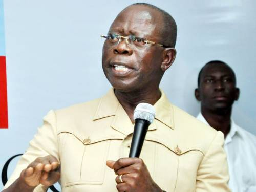 Photo of Oshiomhole To PDP: Don't Focus On Things I Said In The Past