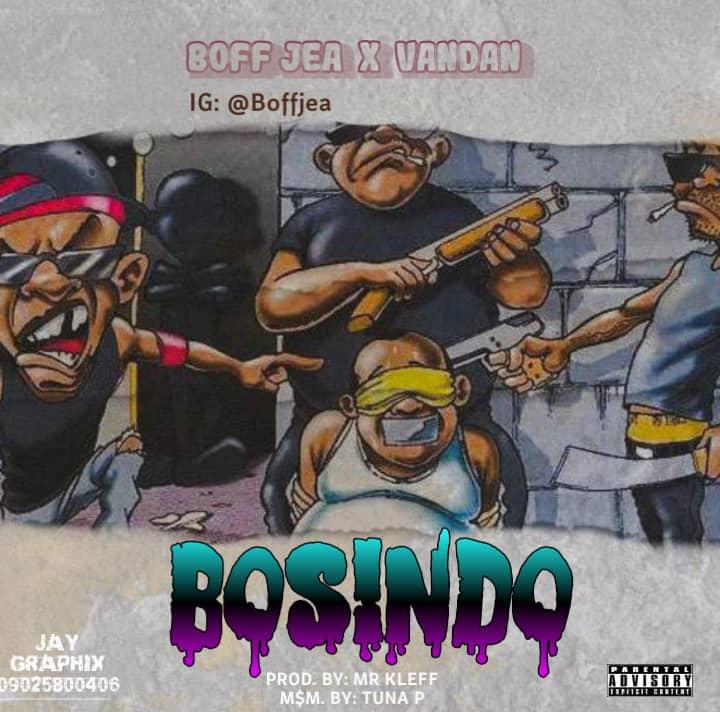 Photo of Boffjea ft. Vandan – Bosindo