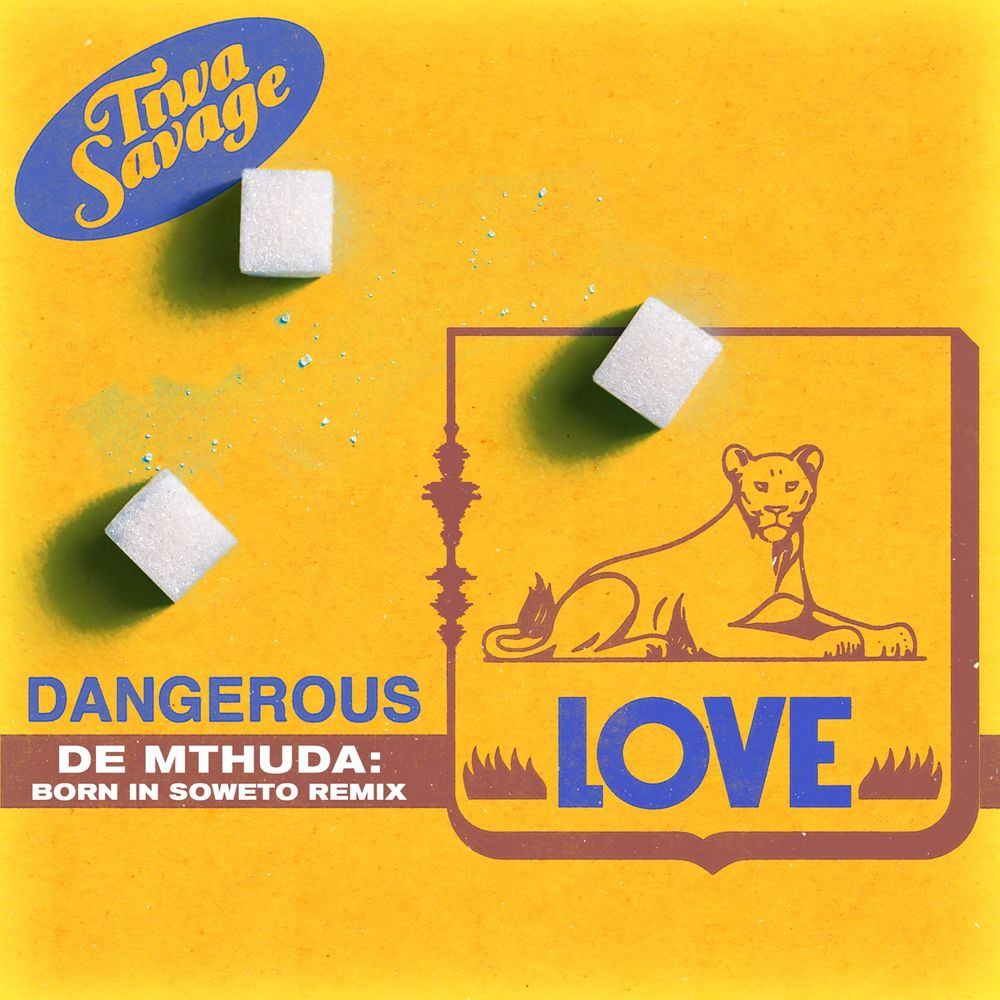 Photo of Tiwa Savage – Dangerous Love (De Mthuda Born In Soweto Remix)