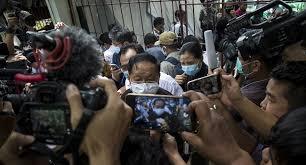 Photo of Drama As Pastor Who Said Christians Cannot Catch Coronavirus Tests Positive (Photos)