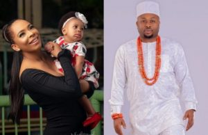 Tonto Dikeh's Former Husband, Olakunle Churchill Finally Clears The Air On Being The Father Of Tboss' Child