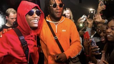"""Photo of """"You Have Nothing To Prove Again"""" – Burna Boy Hails Wizkid"""