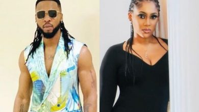 Photo of Flavour Reportedly Marries His First Baby Mama, Sandra Okagbue