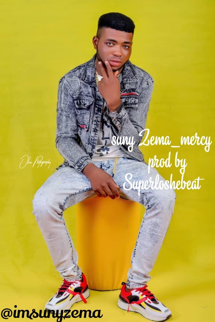 Sunny Zema – Mercy