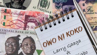 Photo of Larry Gaaga ft. Umu Obiligbo – Owo Ni Koko