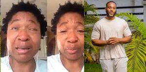 BBNaija 2020: Kiddwaya's Mom Breaks Down In Hot Tears As She Begs Fans To Vote For Her Son