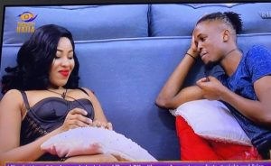 BBNaija: Laycon Reacts As Erica Returns His Ring
