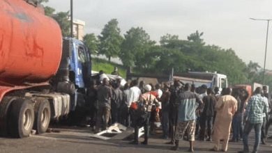 Photo of BREAKING NEWS: One Dead In Lagos Tanker Accident