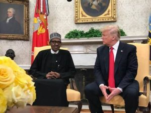 What I Told Trump When He Accused Me Of Killing Christians – Buhari