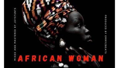 Photo of Bracket – African Woman