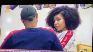 """BBNaija: """"With Your Hair Like This, Family Planning Is Cancelled"""" – Ozo Gushes Over Nengi's Hair"""