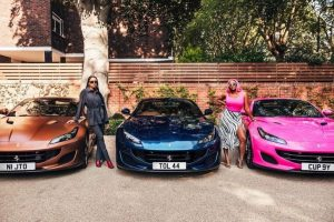 HAVE MONEY!! Otedola Do Cars Shopping Worth $500 Million For His Daughters