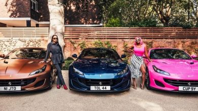 Photo of HAVE MONEY!! Otedola Do Cars Shopping Worth $500 Million For His Daughters