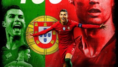 Photo of Ronaldo Scores 100th International Goal As Portugal Win Against Sweden