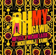 Photo of Mr Eazi & Major Lazer ft. Nicki Minaj & K4mo – Oh My Gawd