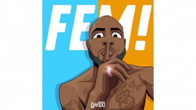 Photo of Davido – FEM!