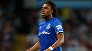 TOO BAD!! Super Eagles Star Iwobi Dropped From Everton Squad Again