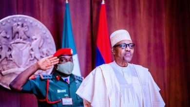 Photo of President Buhari Will Address Nigerians From The Eagle Square On Independence Day
