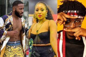 #BBNAIJA: Housemates Are Disrespecting Erica Because Of Laycon – Kiddwaya Tells Biggie