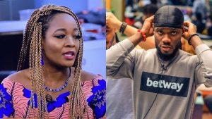 BBNaija 2020: I Will Come Against You, Don't Stop Me From Winning Money – Prince Warns Lucy