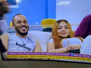 """BBNaija: """"I Don't Have Lot Of Friends In This House Because All They Do Is Gossip"""" – Nengi Tells Ozo"""
