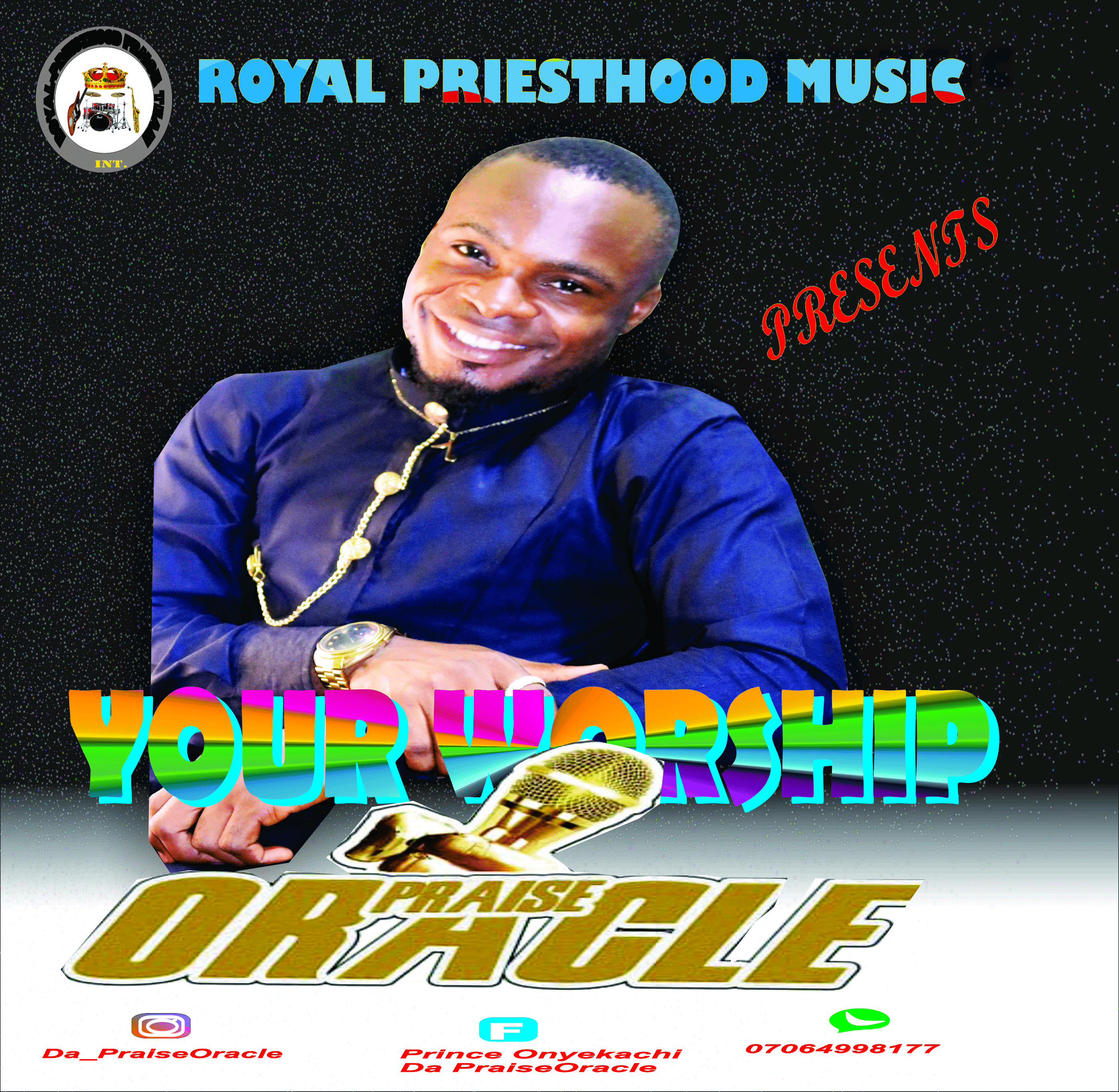 Praise Oracle – Your Worship