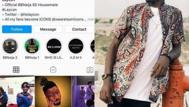 Photo of Bbnaija 2020: Laycon Becomes First Housemate Ever To Hit 1m Followers On Instagram While Still In The House