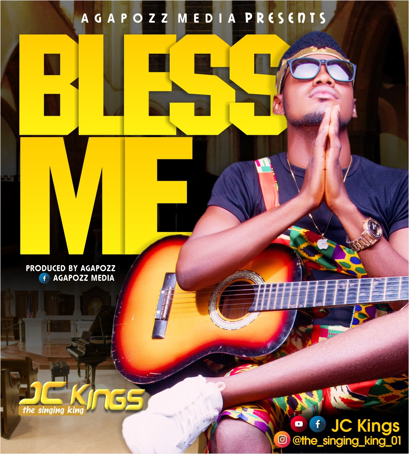 JC Kings – Bless Me