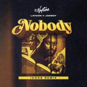 Download DJ Neptune ft. Laycon & Joeboy – Nobody (Icon Remix)