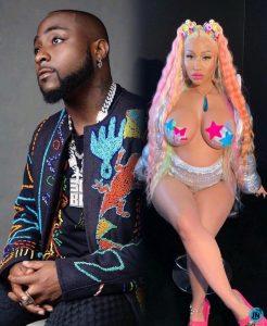 Davido ft. Nicki Minaj – Holy Ground