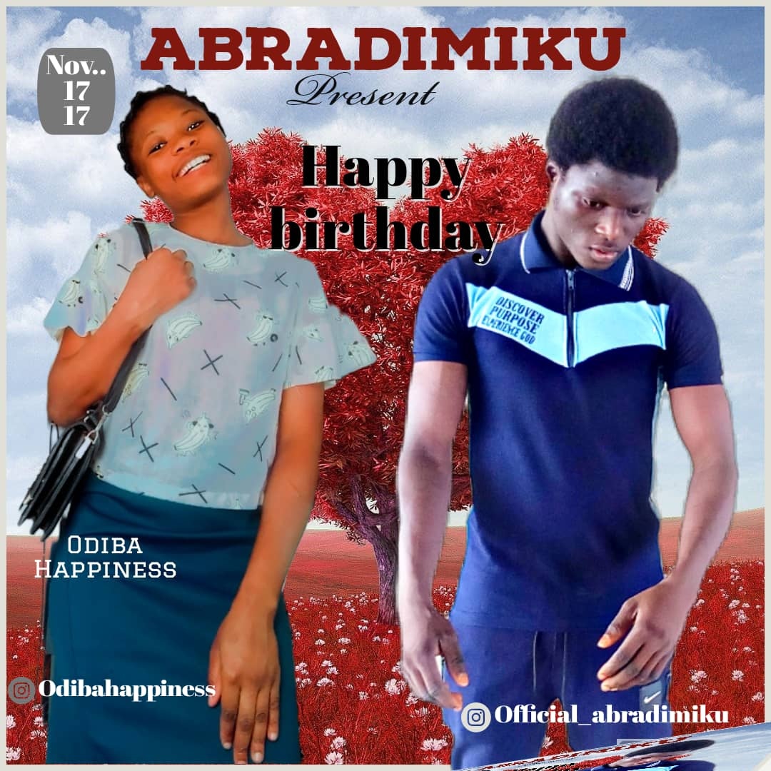 Abradimiku Happy Birthday Mp3