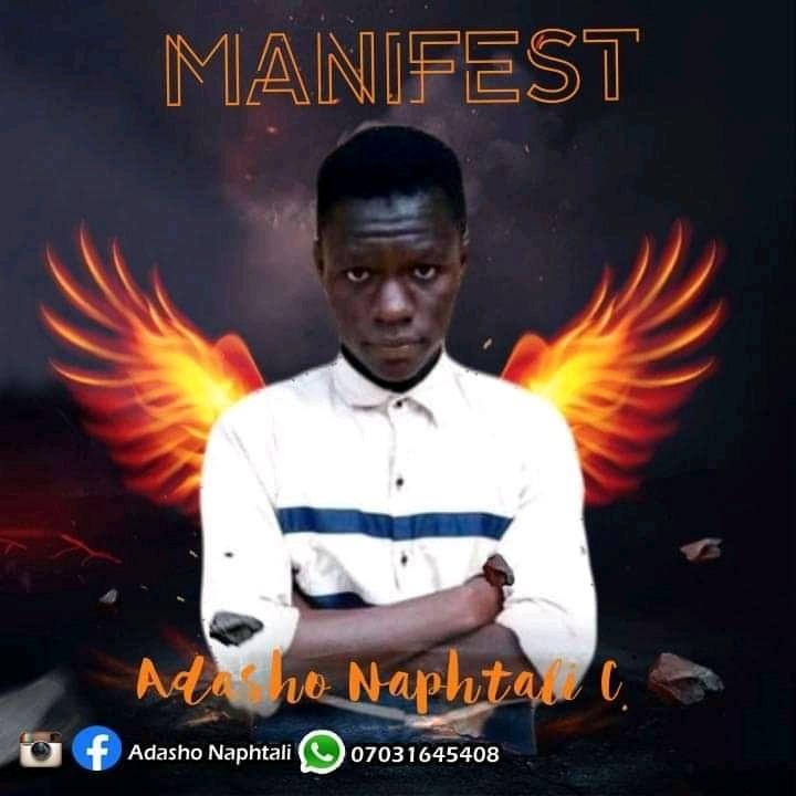 Adasho Naphtali – Manifest